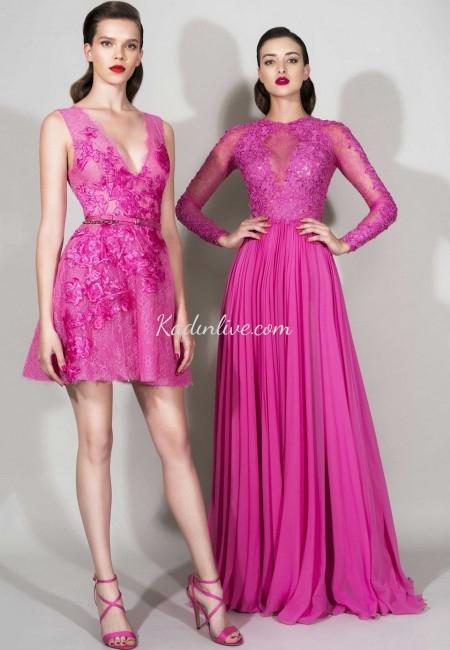 Zuhair Murad Şık Abiye Gece Elbise Modelleri