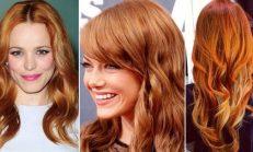 Balkabağı Saç Rengi Kimlere Yakışır