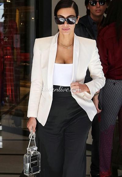Blazer Ceket Giyimleri
