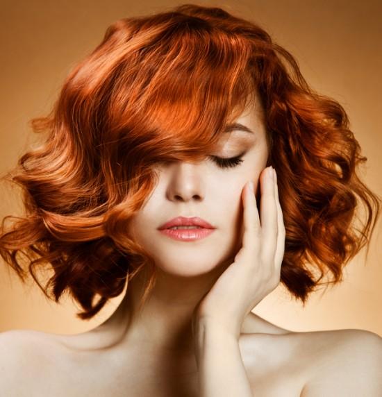 Yeni Trend Balkabağı Saç Rengi