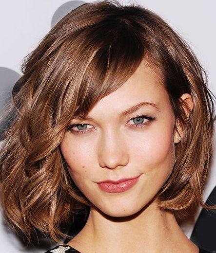 Şık Perçemli Saç Kesimi ve Modelleri