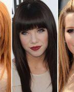 Yeni Trend: Düz Saç Modelleri