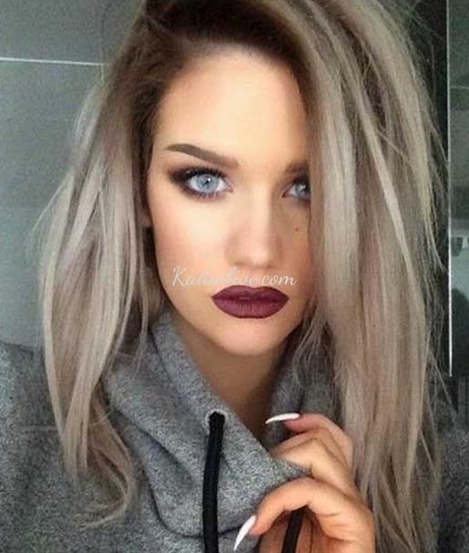 Küllü Saç Boyası Küllü Saç Rengi Nasıl Elde Edilir Kadinlivecom