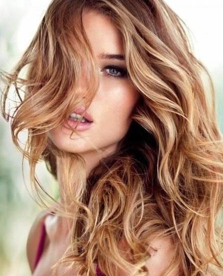Kumral Karamel Saç Rengi