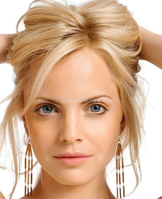 Nört Altın Sarısı Saç Renkleri Yeni Trendy Kadinlivecom