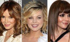 Perçemli Saç Modelleri Kimlere Yakışır