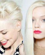 Platin Saç Rengi Kimlere Yakışır