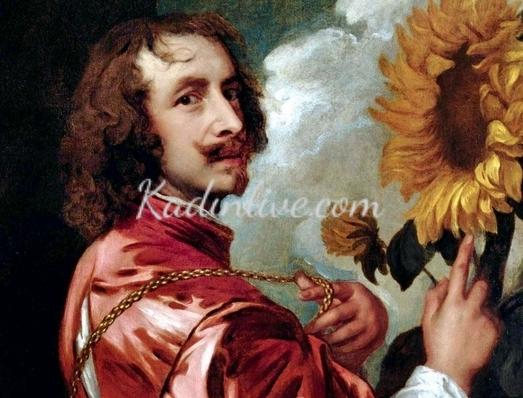 Van Dyck Kahvesi Saç Rengi 1