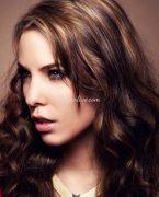 Mocha Kahve Saç Rengi Tonları ve Saç Modelleri