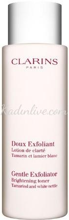 Clarins Doux Exfoilant Gözenek Sıkıştırıcı Tonik