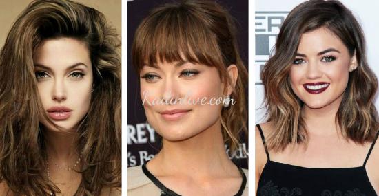 Kare Yüze Uygun Saç Modelleri