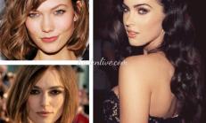 Yüz Şekline Göre Saç Modelleri