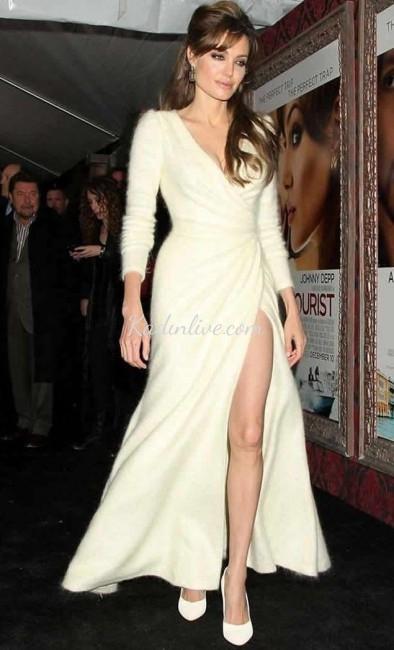 Basenleri Genişler İçin Anvelop Elbise Modelleri