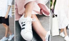 Spor Ayakkabı Kombinleri