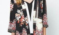 En Güzel Kimono Modelleri 2017