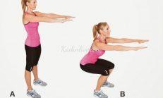 Basen Eritme Diyeti ve Egzersizleri