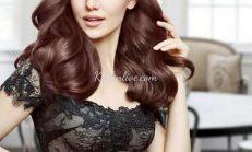 Fahriye Evcen Saç Rengi ve Saç Modelleri