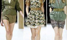 Kamuflaj Kıyafetler Nasıl Kombin Yapılır?