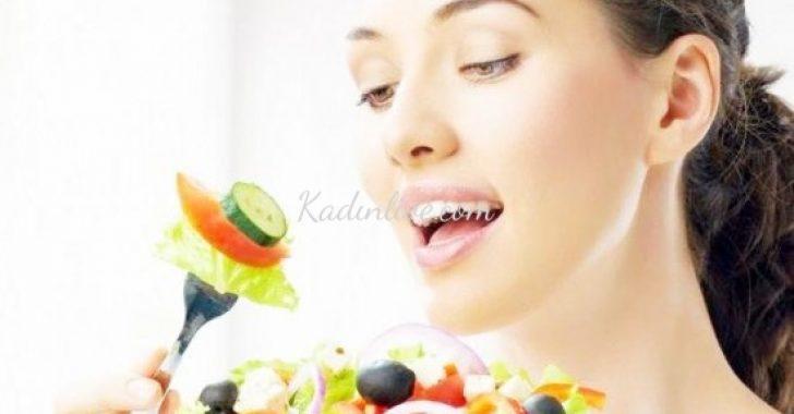 Şok Diyet Listesi İle Hızlı Kilo Verme